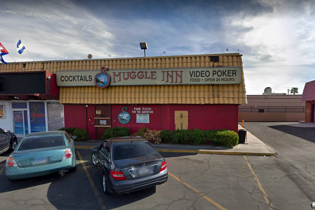 Smuggle Inn is shown in a screenshot. The now closed bar is expected to surrender its gaming li ...