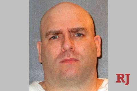 Larry Swearingen (Texas Department of Criminal Justice via AP)