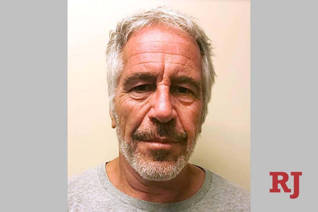 Jeffrey Epstein (New York State Sex Offender Registry via AP, File)