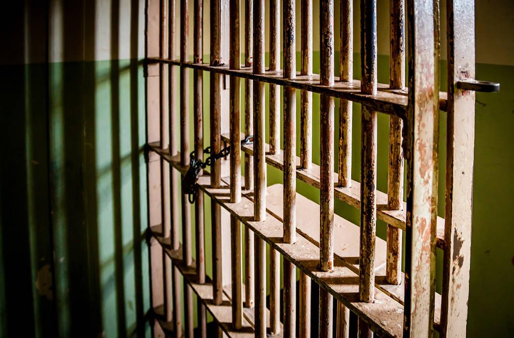 Prison bars. (Thinkstock)