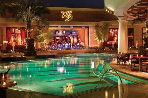 XS Nightclub at the Wynn Las Vegas. (Courtesy/XS Nightclub)