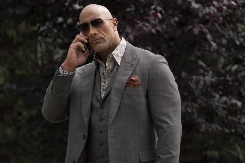"Dwayne Johnson in ""Ballers"" photo: Jeff Daly/HBO"