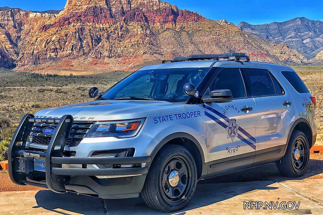 (Nevada Highway Patrol)