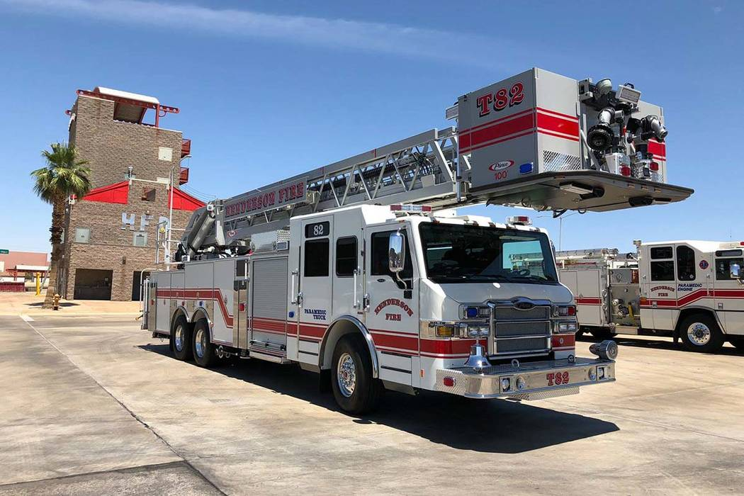 (Henderson Fire Department via Facebook)