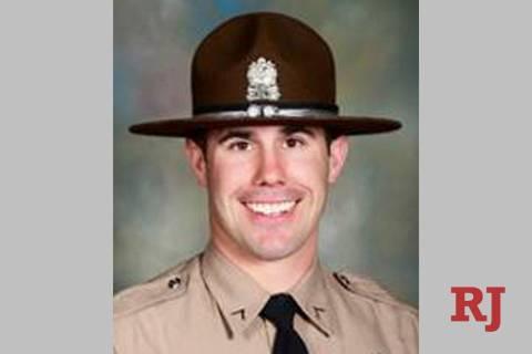 Illinois State Trooper Nicholas Hopkins (Illinois State Police via AP)
