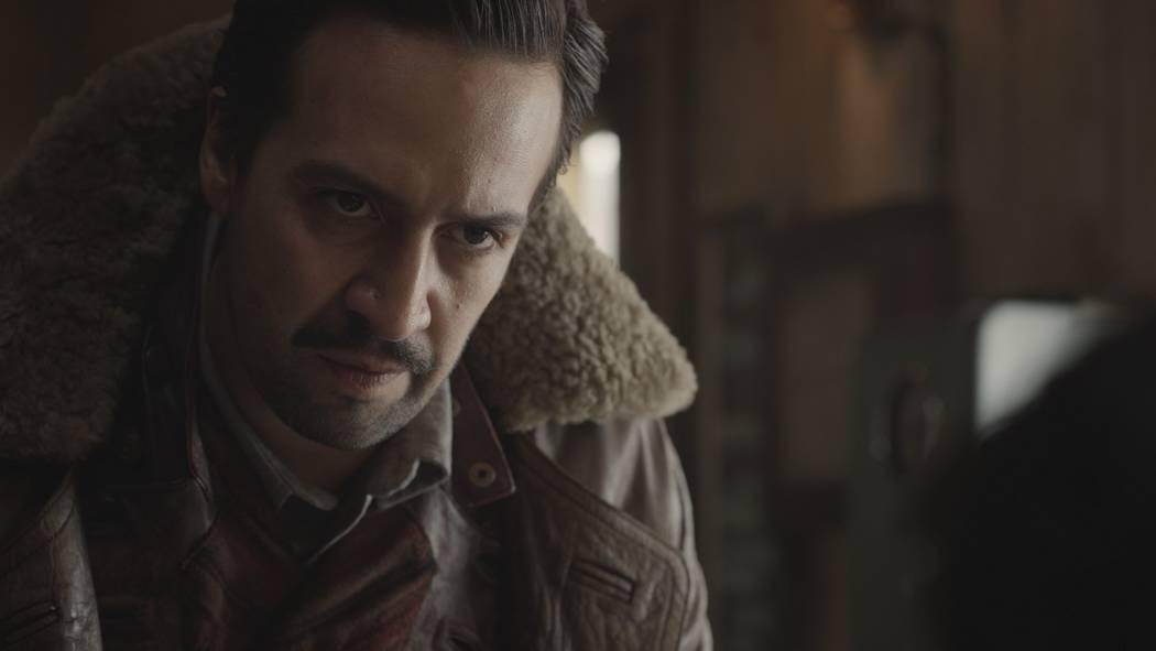 """Lin-Manuel Miranda stars in """"His Dark Materials."""" (HBO)"""