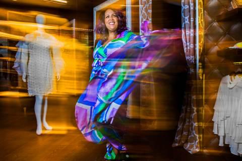 Angela Rene', CEO and designer ofRene' Tyler Plus Sizes 12 & Above, on ...