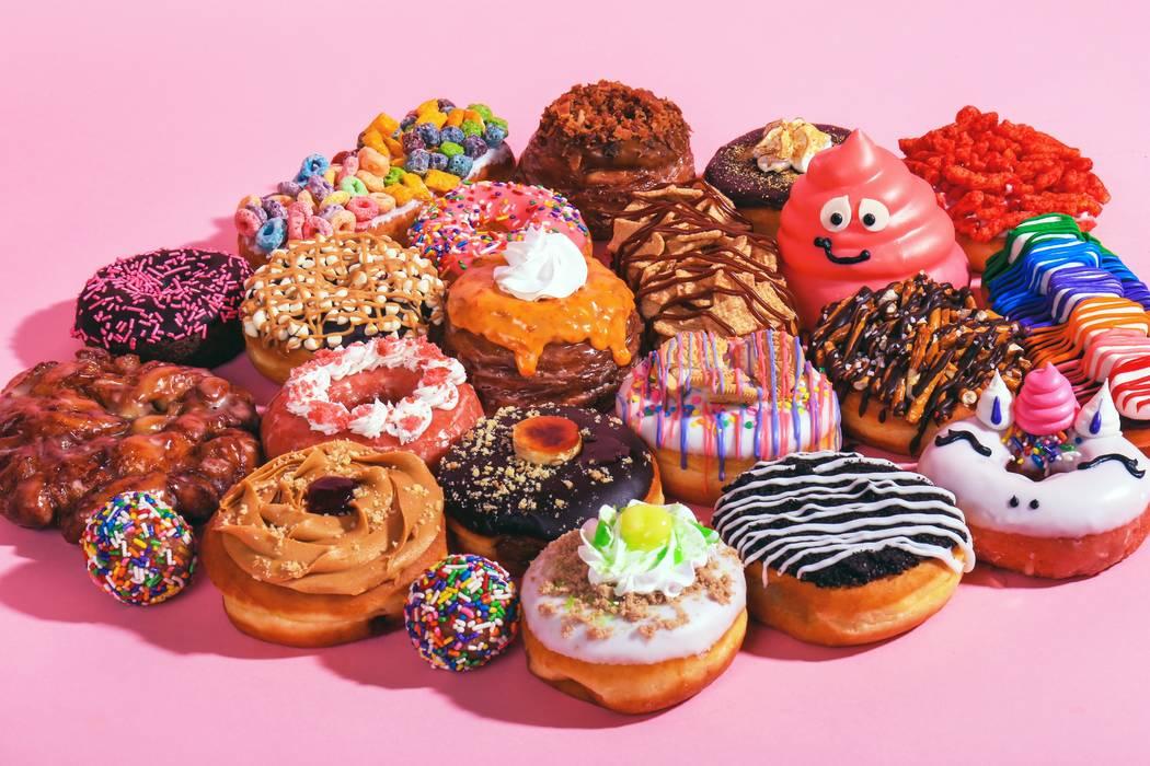 (Pinkbox Doughnut)