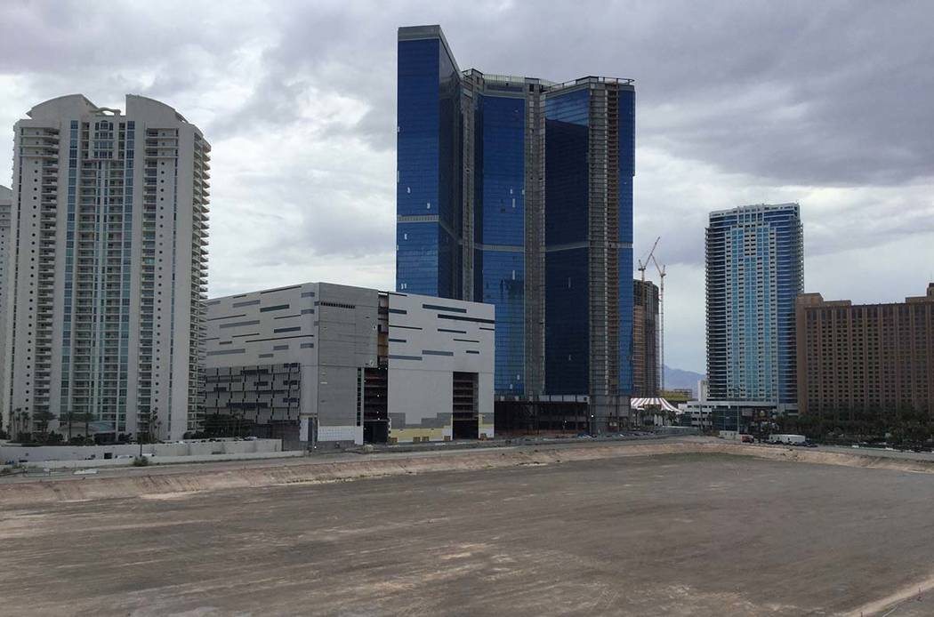 Australian billionaire James Packer and partners set out to build the 142-story Crown Las Vegas ...