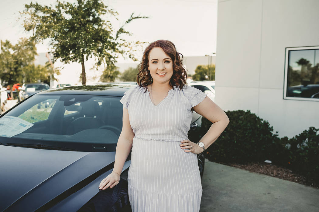 Findlay Volkswagen General Manager Melisa Eichbauer's efforts are evidenced by her being name ...