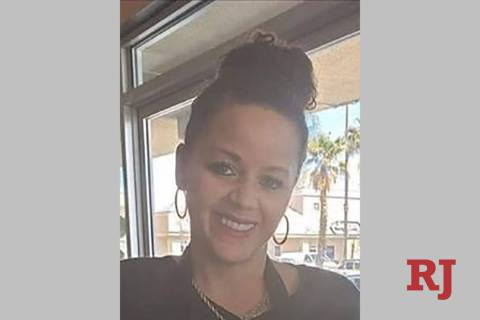 Sharon Harrell (Las Vegas Metropolitan Police Department)