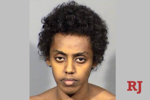 Michal Assefa (Las Vegas Metropolitan Police Department)