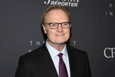 "MSNBC host Lawrence O'Donnell says he made an ""error in judgment"" in reporting a story about Pr ..."