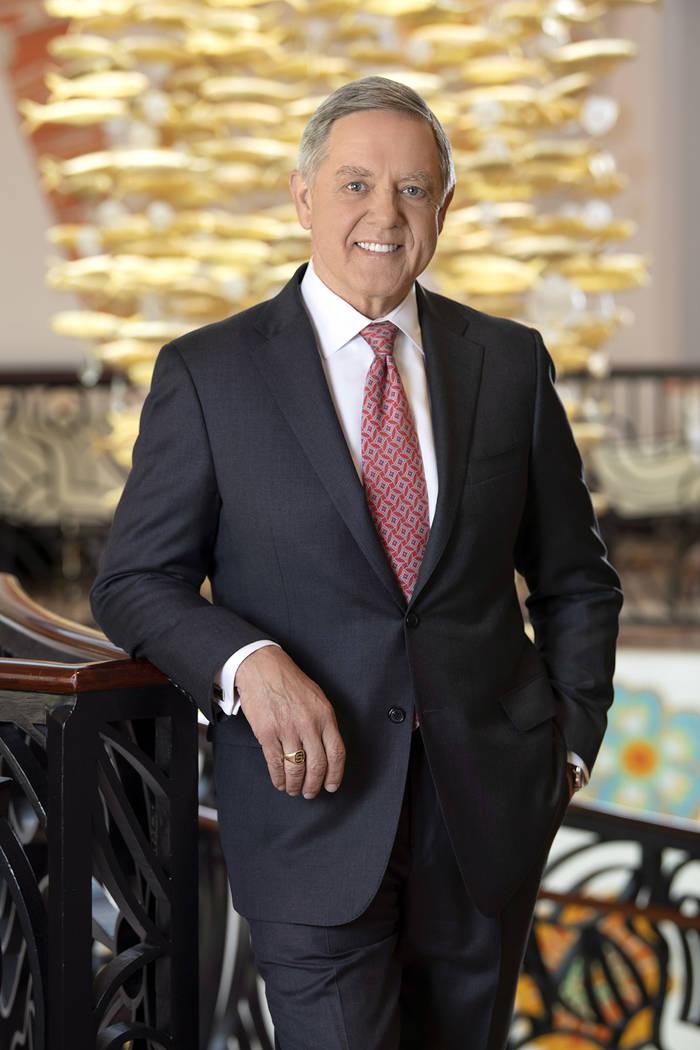 Wynn Resorts Chairman Phil Satre (Eric Jamison)