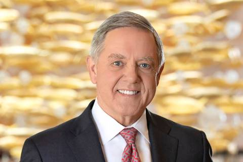 Wynn Resorts Chairman Phil Satre (Eric Jamison)