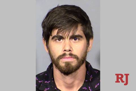 Shayn Striegel (Las Vegas Metropolitan Police Department)
