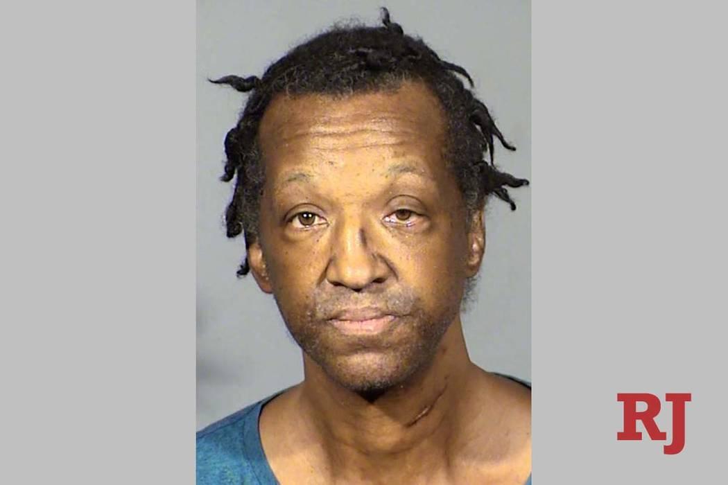 Stanley Washington (Las Vegas Metropolitan Police Department)