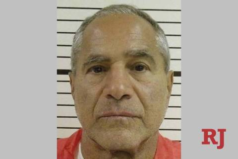 This Oct. 29, 2009 photo from the California Department of Corrections shows Sirhan Sirhan, con ...