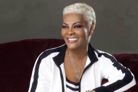 Dionne Warwick headlines Jubilee Theater at Bally's for a dozen dates through April. (David Van ...