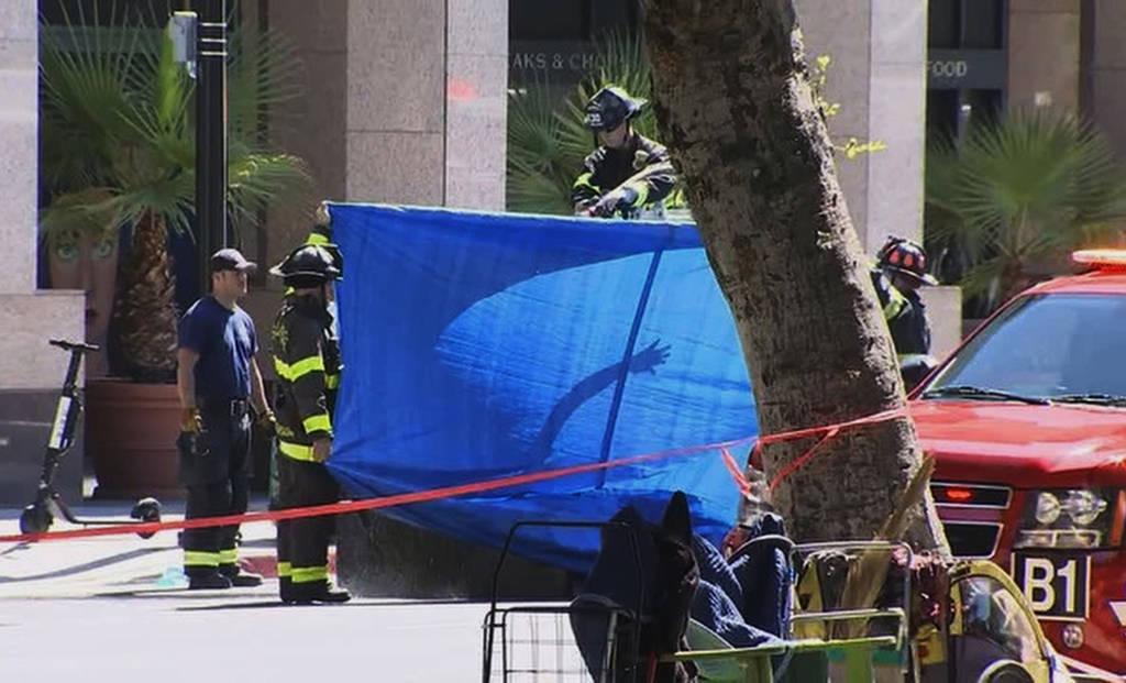 1 dead, 8 sick in hazmat incident at California hotel   Las