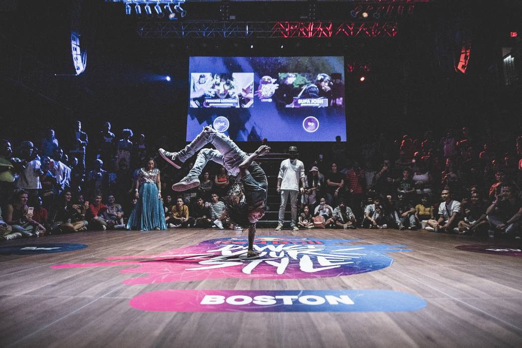 Red Bull Dance Your Style (Kien Quan/Red Bull Content Pool)