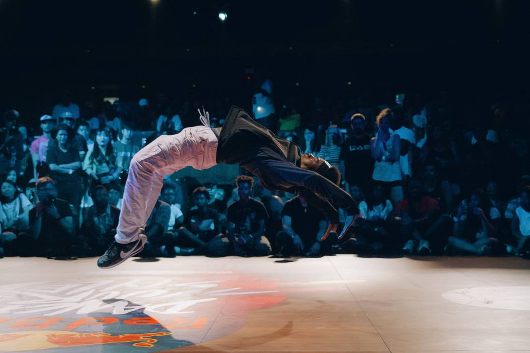 Red Bull Dance Your Style (Jeremy Gonzalo/Red Bull Content Pool)