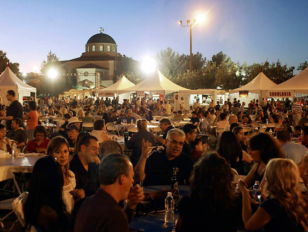The 47th annual Greek Food Festival runs Friday through Sunday at St. John the Baptist Greek Or ...