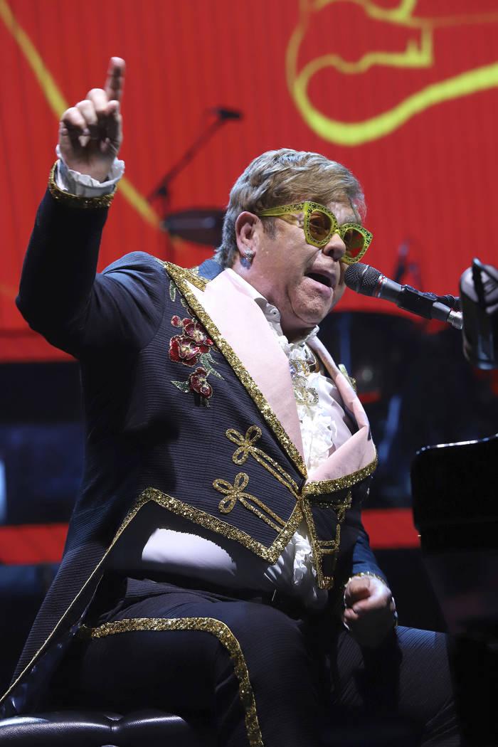 5 of Elton John's mo...