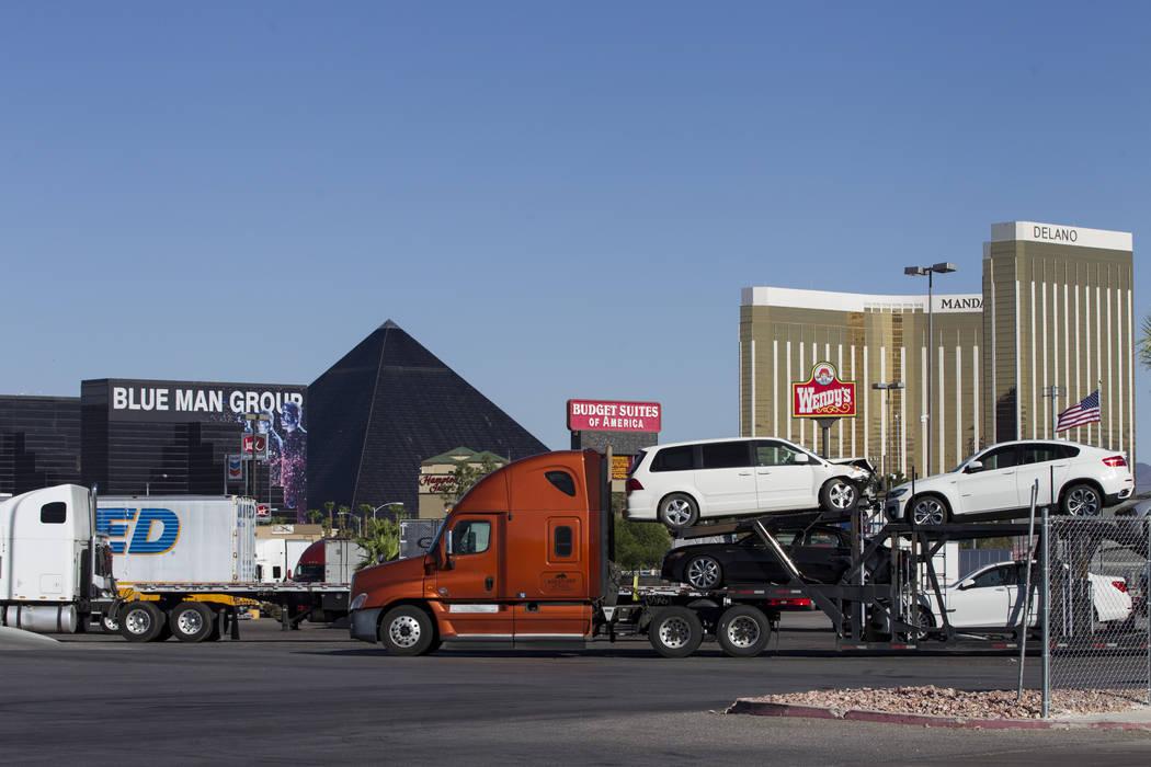 Erik Verduzco/Las Vegas Review-Journal Follow @Erik_Verduzco