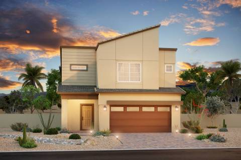 Laurel Place, a new Beazer Homes neighborhood in Henderson, will hold a grand opening Saturday, ...