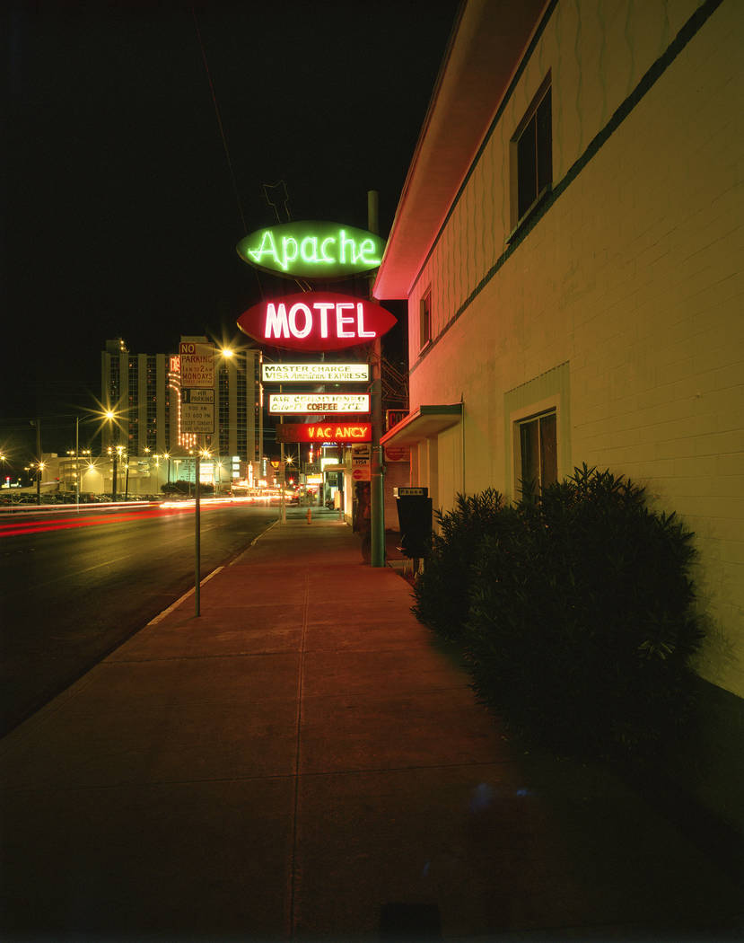 Apache Motel (Fred Sigman)