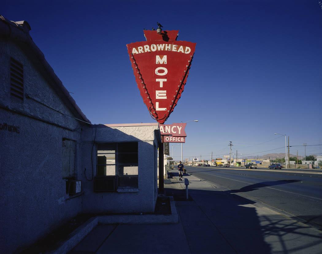 Arrowhead Motel (Fred Sigman)