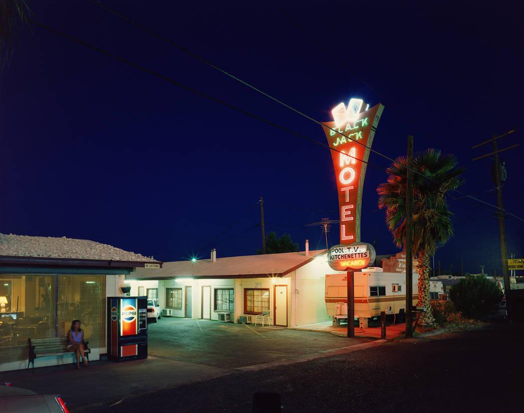Black Jack Motel (Fred Sigman)