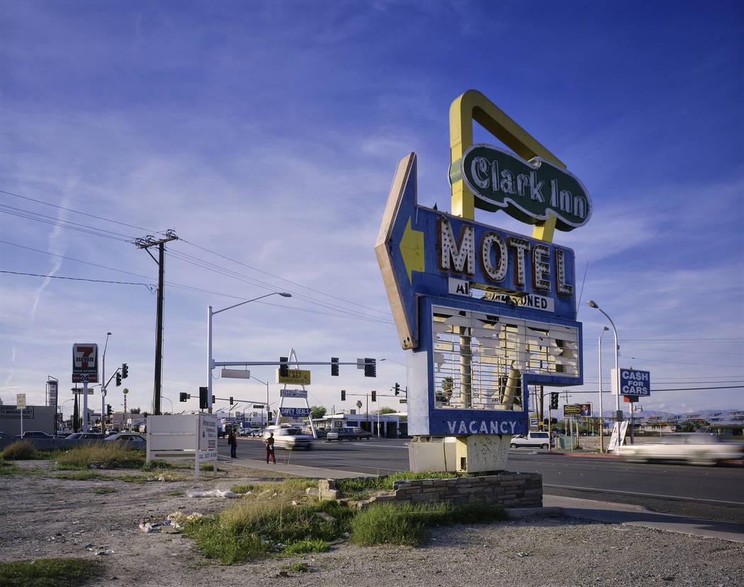 Clark Inn Motel (Fred Sigman)