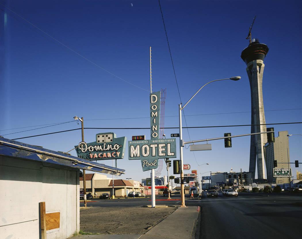 Domino Motel (Fred Sigman)