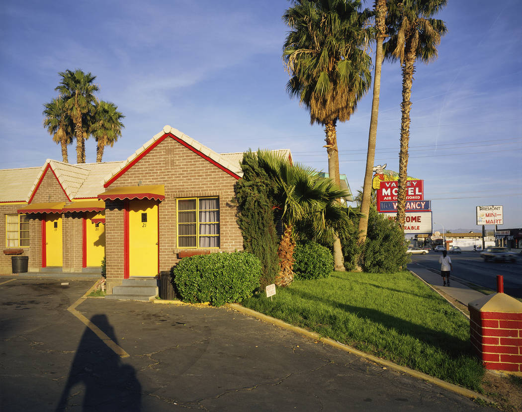 Valley Motel (Fred Sigman)