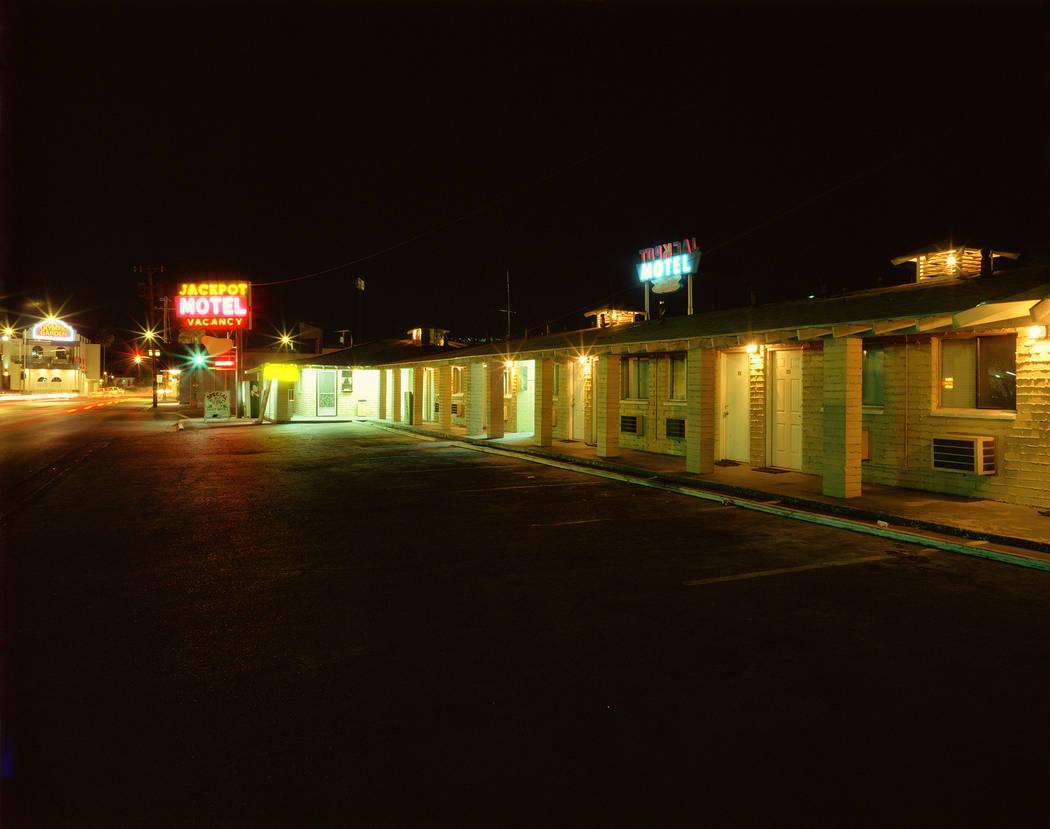 Jackpot Motel (Fred Sigman)