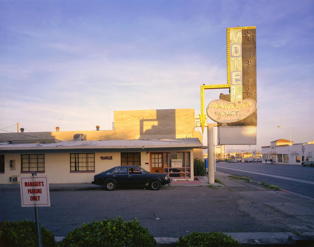 Rangler Motel (Fred Sigman)