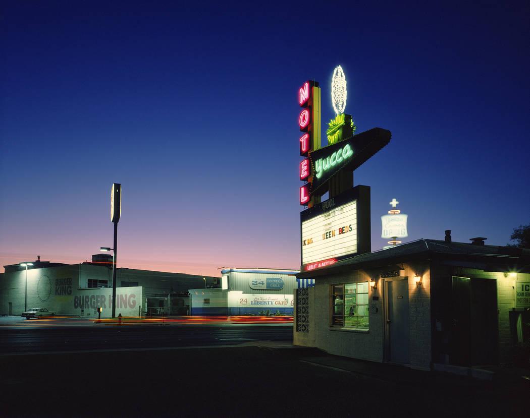 Yucca Motel (Fred Sigman)