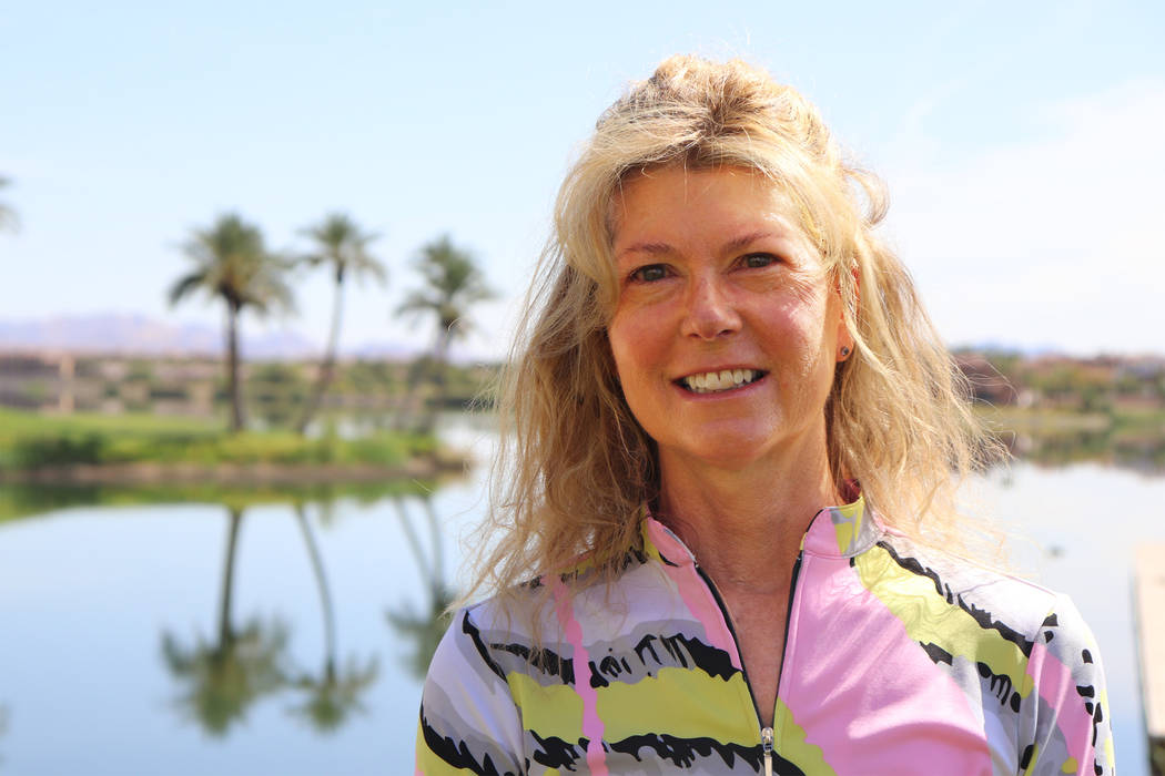 Reflection Bay Golf Club at Lake Las Vegas Resort has appointed golf professional Nicole Dutt-R ...