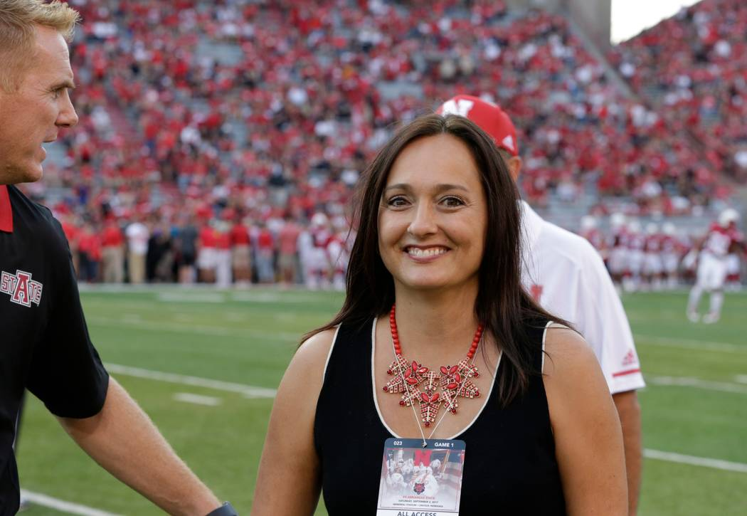 Wendy Anderson, the wife of Arkansas State football coach Blake Anderson, died Monday, Aug. 19, ...