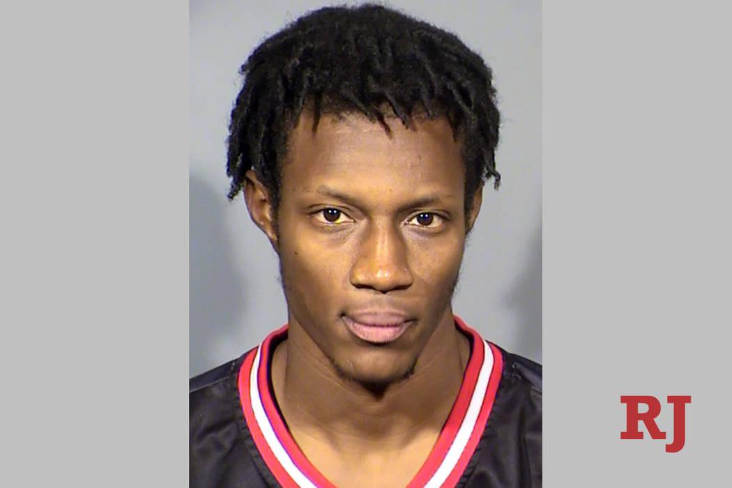 Jeremiah Grant-June (Las Vegas Metropolitan Police Department)