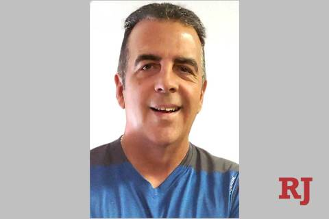 """An undated photo of Rodolfo """"Rudy"""" Arco, 57, a longtime Las Vegas resident and busine ..."""