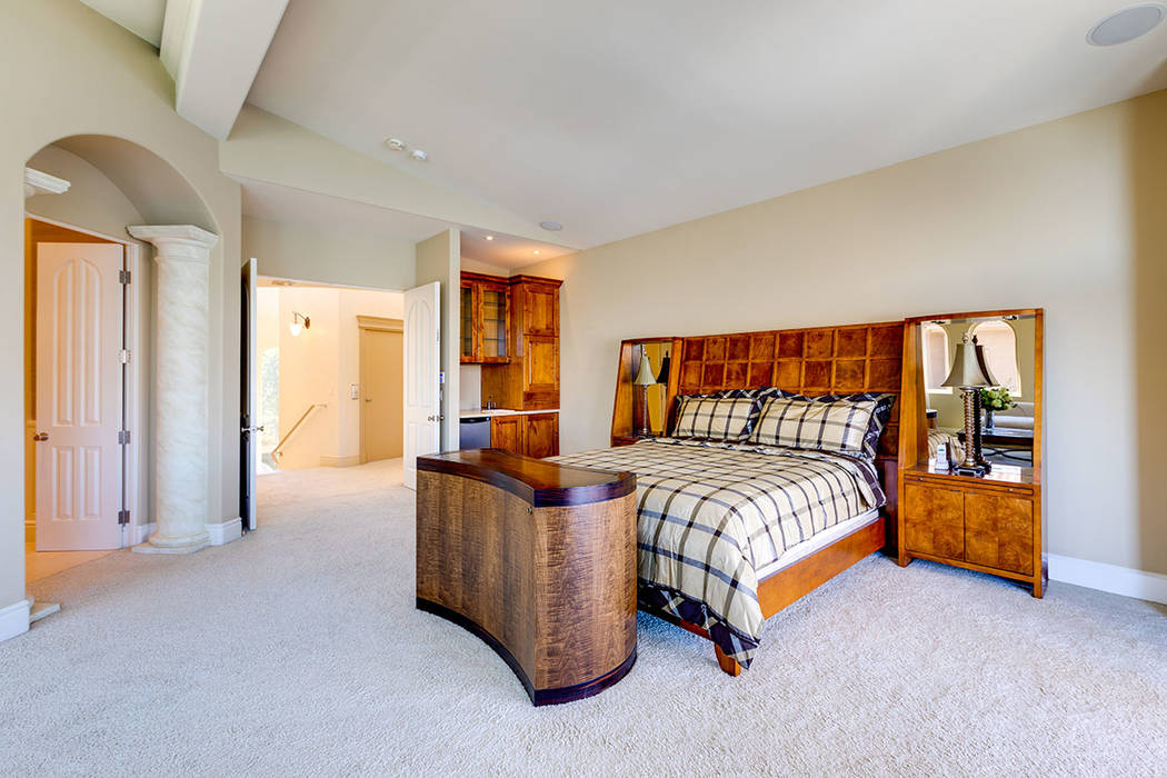 The home has five bedrooms. (Ivan Sher Group)