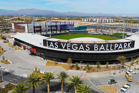 Ballparkdigest.com named Las Vegas Ballpark the Ballpark of the Year and the Las Vegas Aviators ...