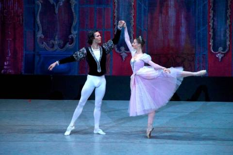 "Russian National Ballet's ""Cinderella."" Alexander Daev"