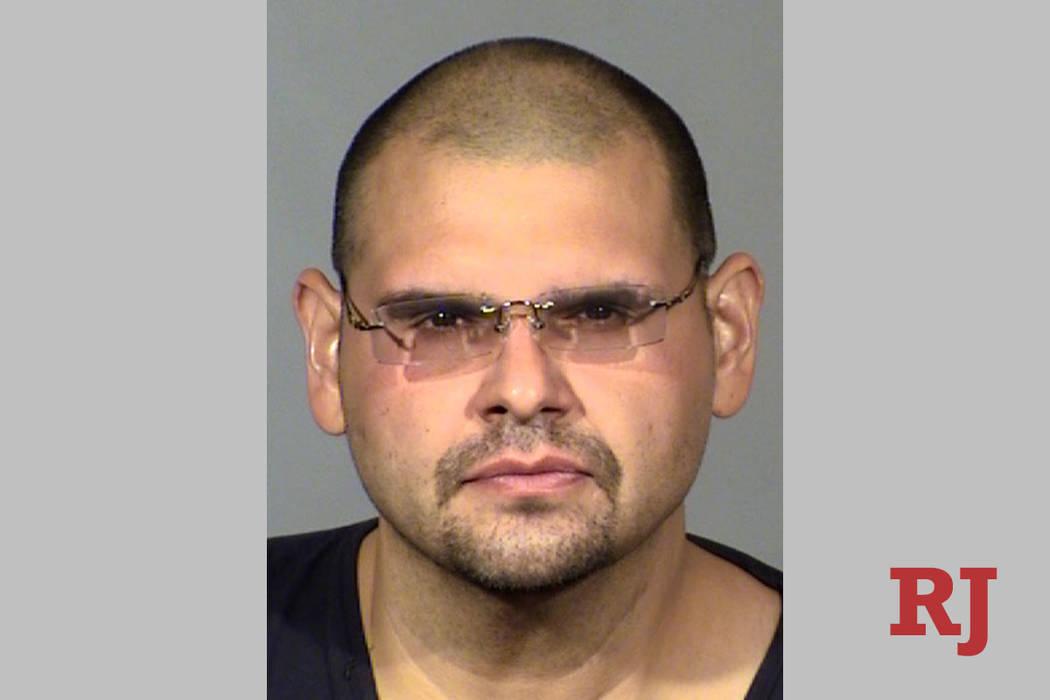 Chuck Chaiyakul (Las Vegas Metropolitan Police Department)