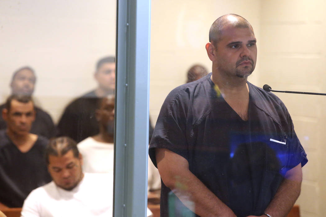 Chuck Chaiyakul, 38, suspected in the killing of a woman whose body was found in a 55-gallon dr ...