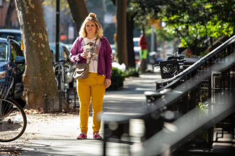 "Jillian Bell stars in ""Brittany Runs a Marathon."" (Amazon Studios)"