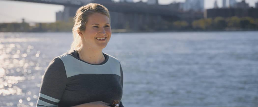 "Jillian Bell stars in ""Brittany Runs a Marathon."" (Amazon Studios)"